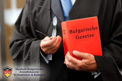 Schediungsanwalt in Bulgarien