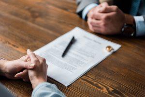Scheidungsantrag einreichen